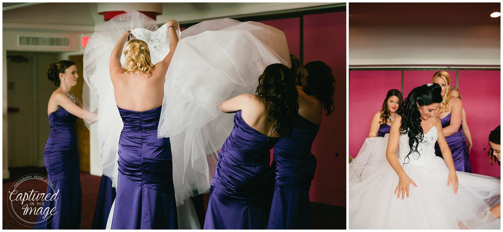 Clearwater Florida Purple Valentines Day Wedding (25 of 104)