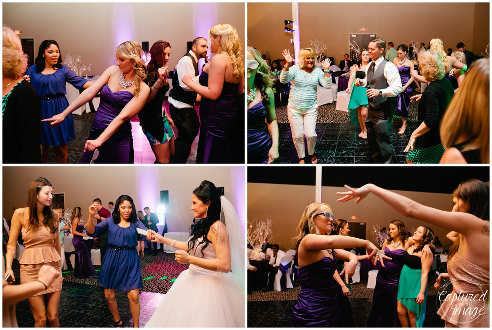 Clearwater Florida Purple Valentines Day Wedding (100 of 104)
