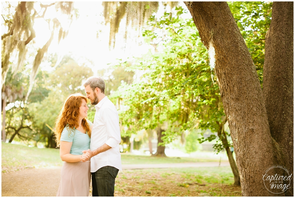 Seminole Heights Film Inspired Engagement Session_0901