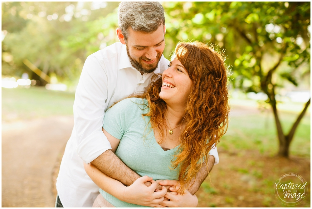 Seminole Heights Film Inspired Engagement Session_0902