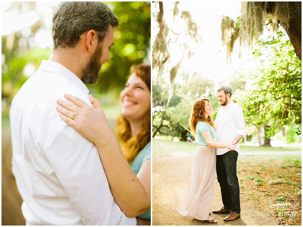 Seminole Heights Film Inspired Engagement Session_0903
