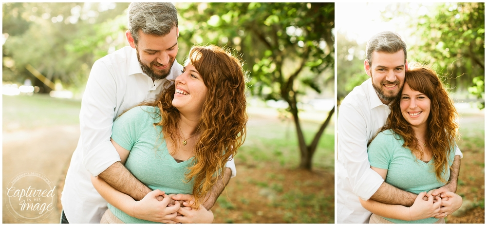 Seminole Heights Film Inspired Engagement Session_0905