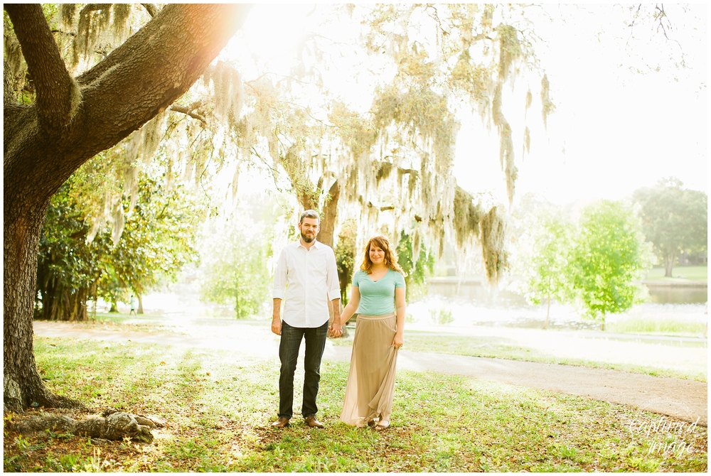 Seminole Heights Film Inspired Engagement Session_0906