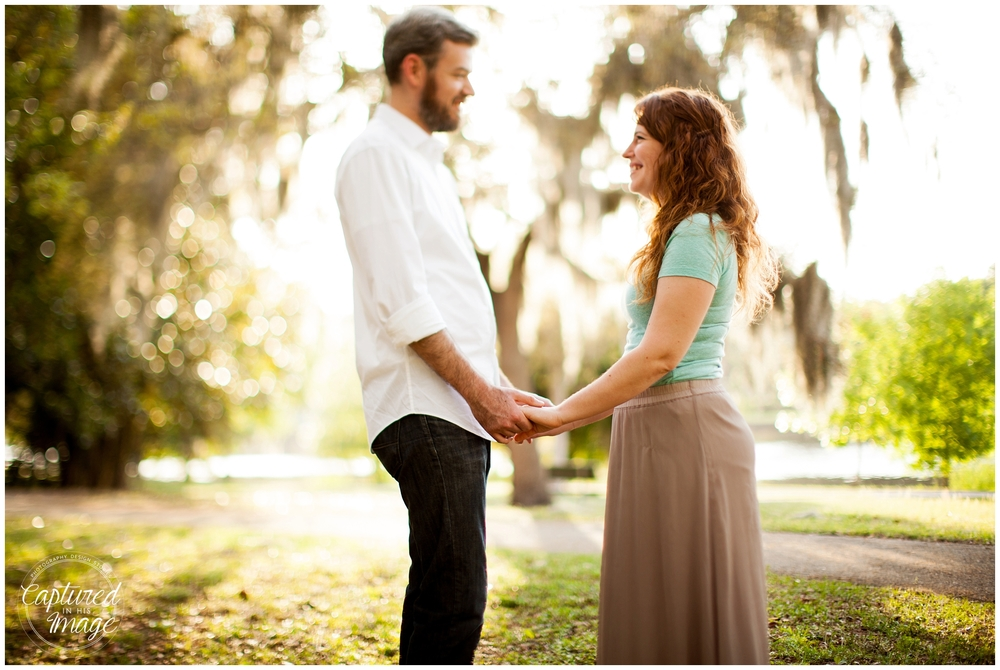 Seminole Heights Film Inspired Engagement Session_0908