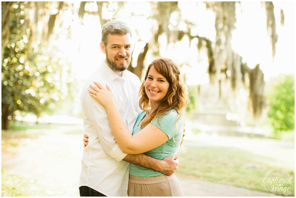 Seminole Heights Film Inspired Engagement Session_0913