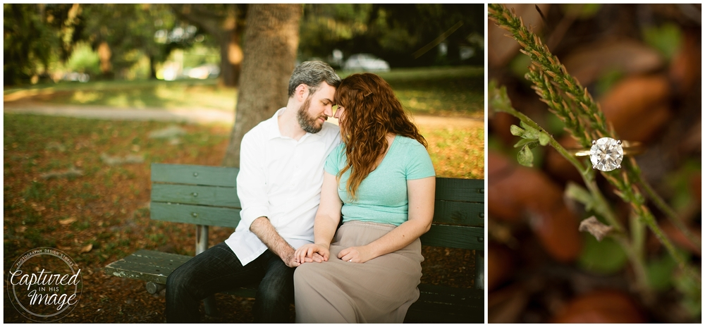 Seminole Heights Film Inspired Engagement Session_0915