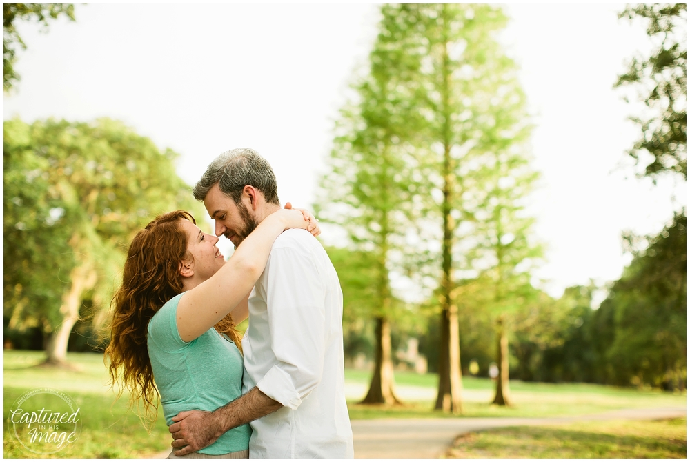 Seminole Heights Film Inspired Engagement Session_0918