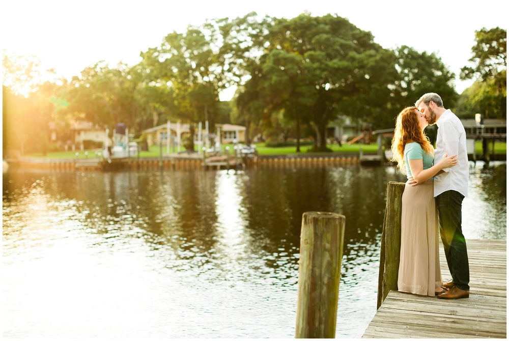 Seminole Heights Film Inspired Engagement Session_0921