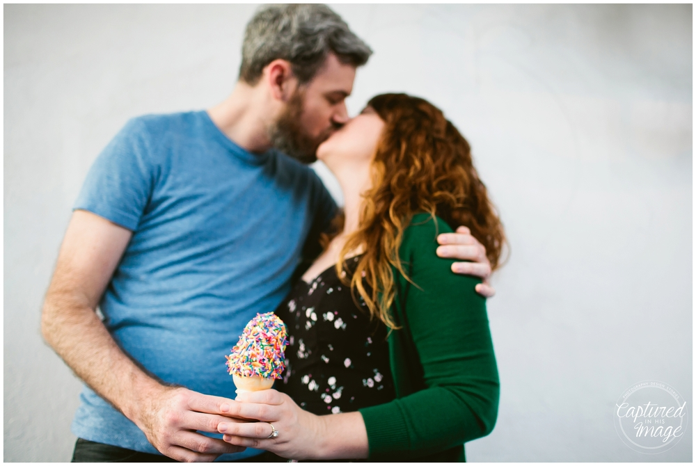 Seminole Heights Film Inspired Engagement Session_0926