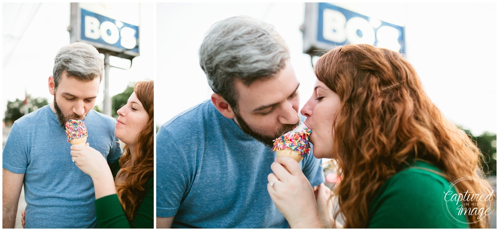 Seminole Heights Film Inspired Engagement Session_0928