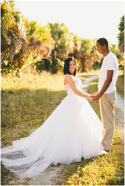 Ft DeSoto Trash the Dress Underwater Wedding Dress_0940