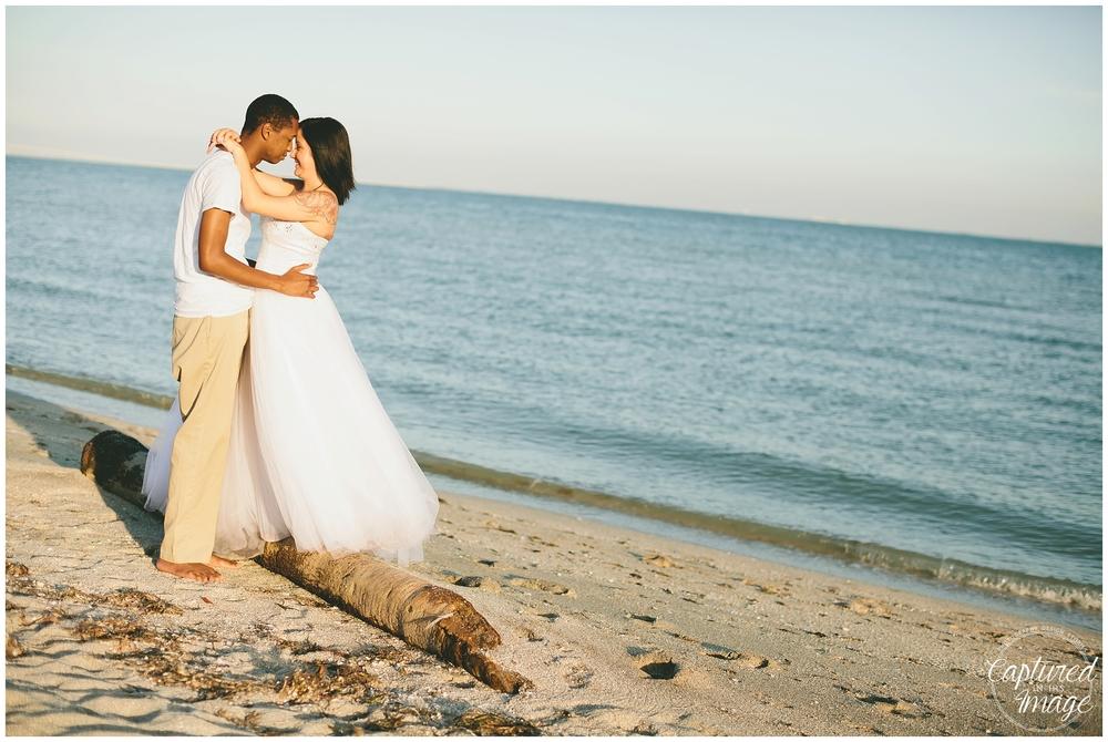 Ft DeSoto Trash the Dress Underwater Wedding Dress_0952