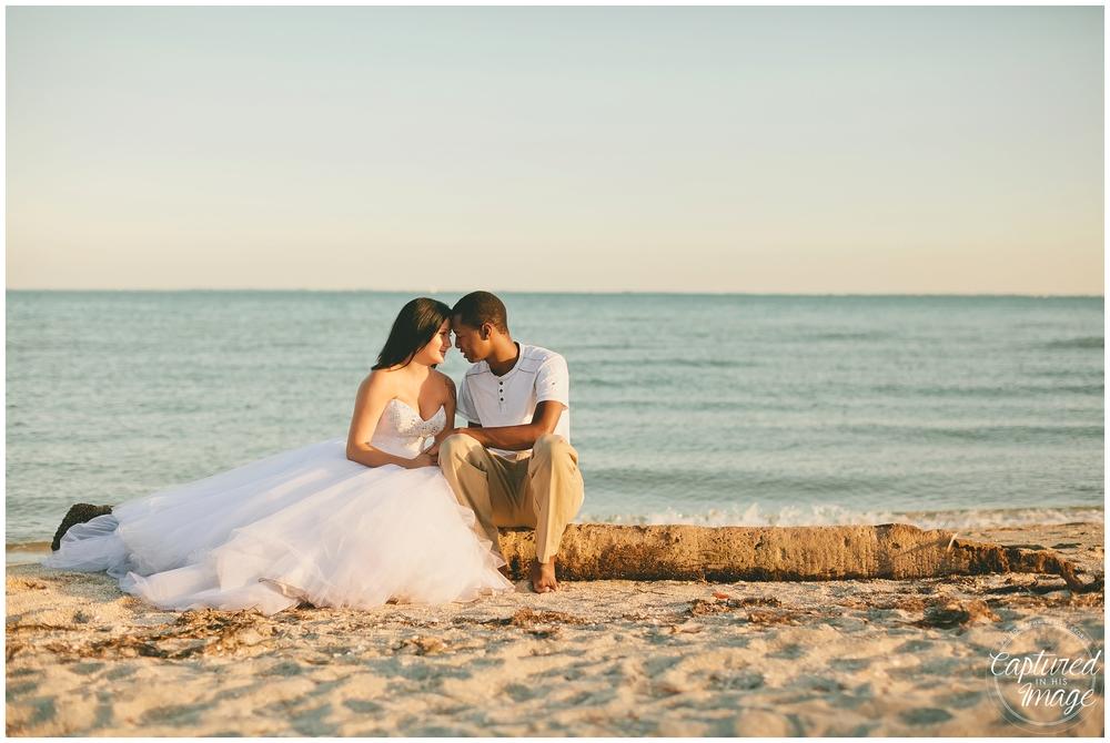 Ft DeSoto Trash the Dress Underwater Wedding Dress_0954