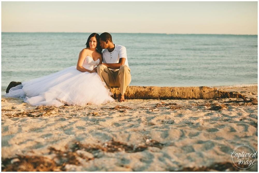 Ft DeSoto Trash the Dress Underwater Wedding Dress_0955