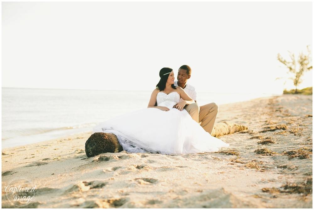 Ft DeSoto Trash the Dress Underwater Wedding Dress_0957