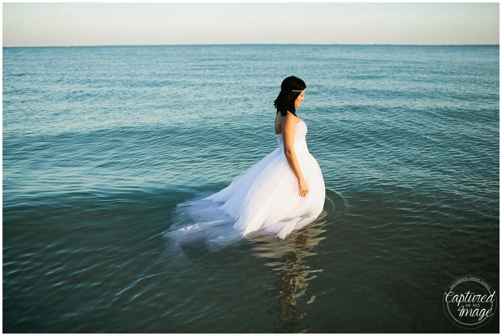 Ft DeSoto Trash the Dress Underwater Wedding Dress_0974