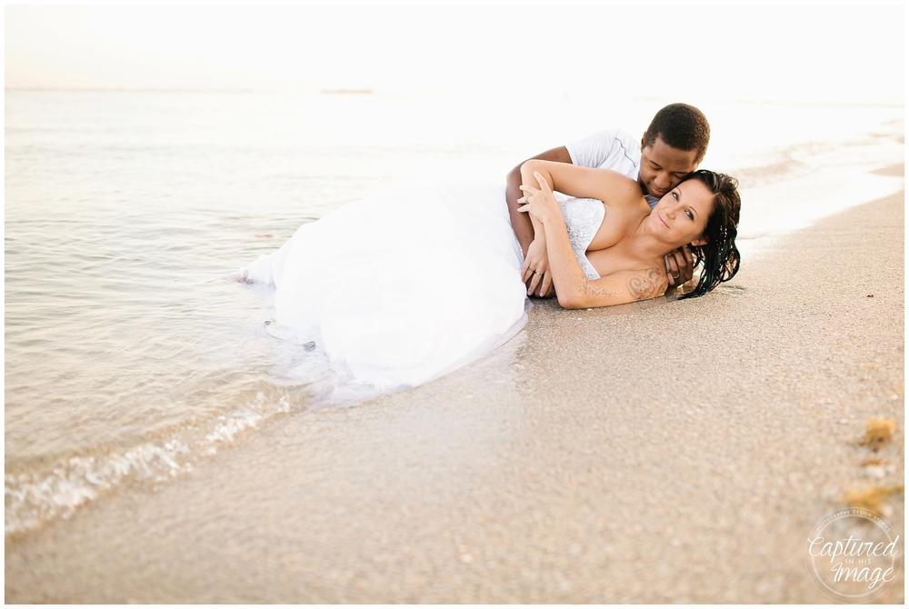 Ft DeSoto Trash the Dress Underwater Wedding Dress_0995