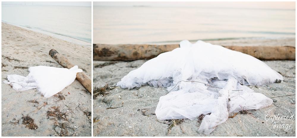 Ft DeSoto Trash the Dress Underwater Wedding Dress_1001