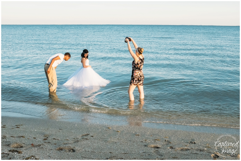 Ft DeSoto Trash the Dress Underwater Wedding Dress_1002