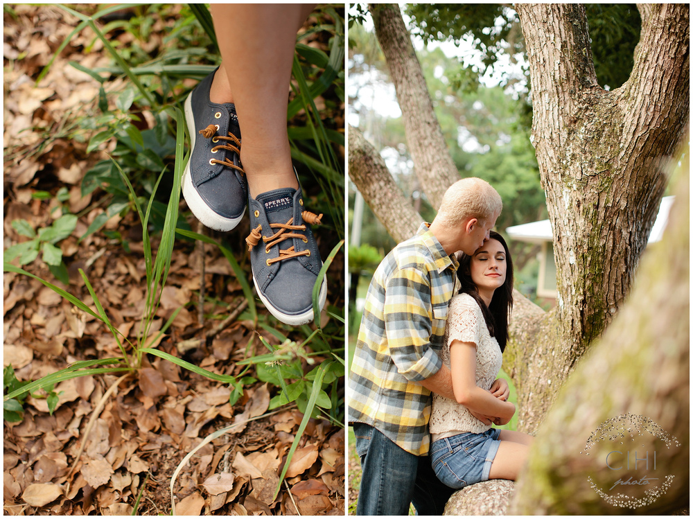 Land O' Lakes Rustic Summertime Engagement Session (9 of 50)