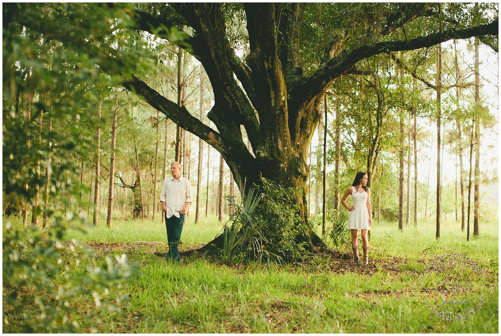 Land O' Lakes Rustic Summertime Engagement Session (30 of 50)