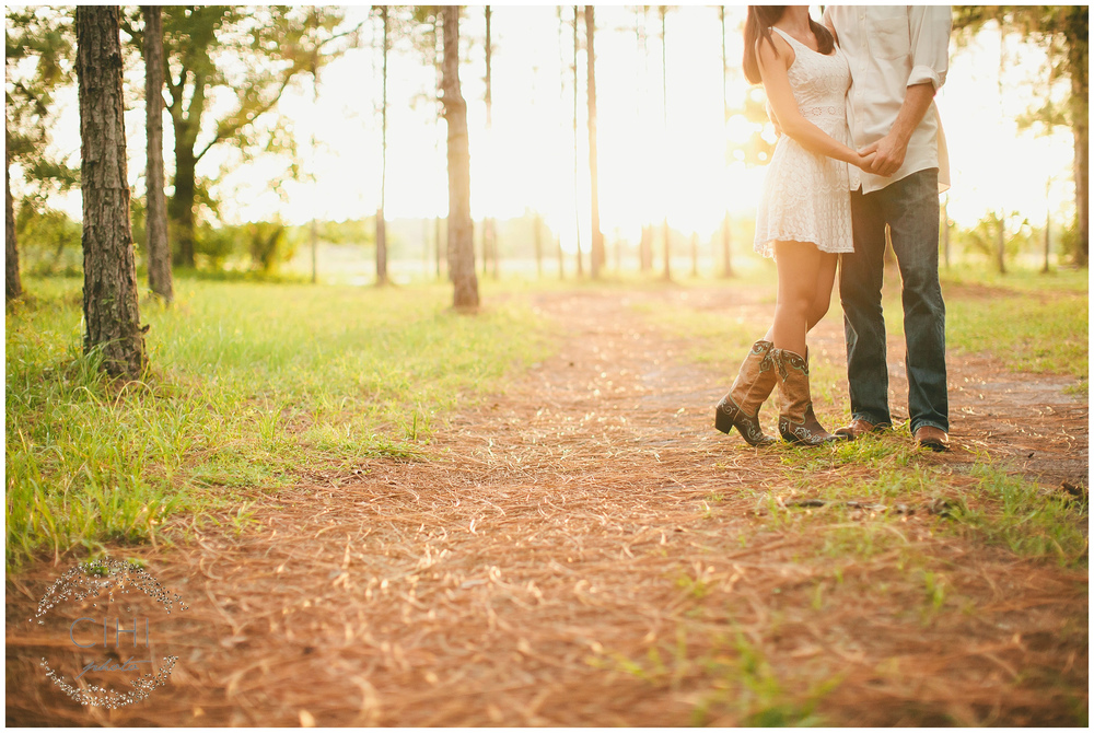 Land O' Lakes Rustic Summertime Engagement Session (34 of 50)