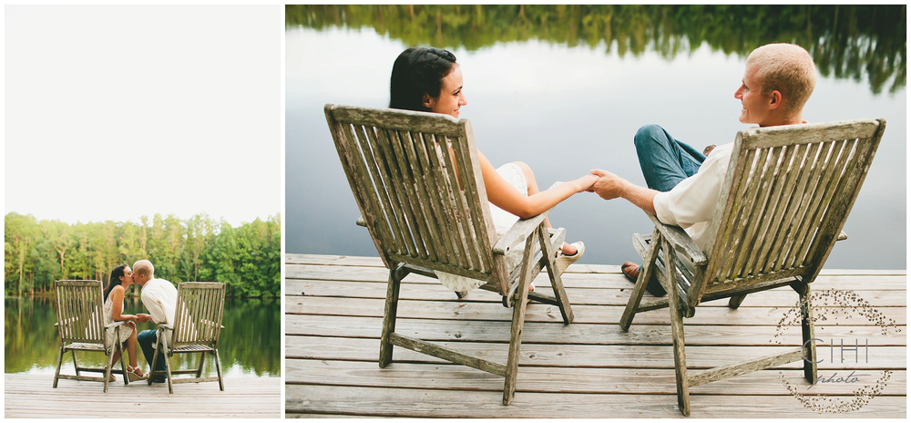 Land O' Lakes Rustic Summertime Engagement Session (37 of 50)