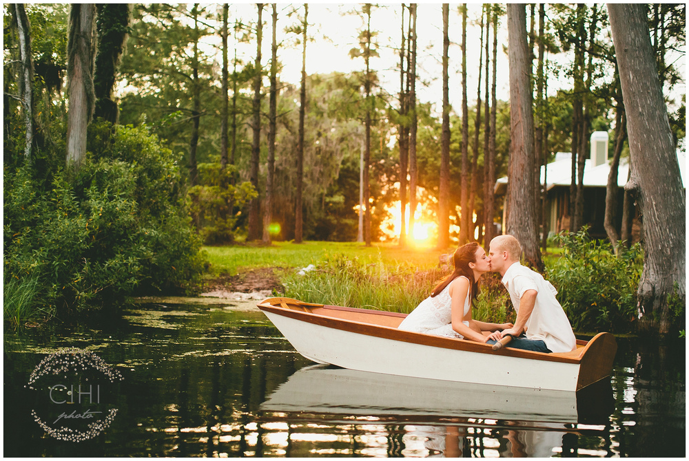 Land O' Lakes Rustic Summertime Engagement Session (40 of 50)
