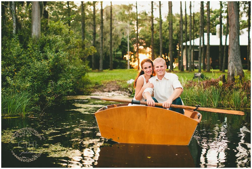 Land O' Lakes Rustic Summertime Engagement Session (41 of 50)