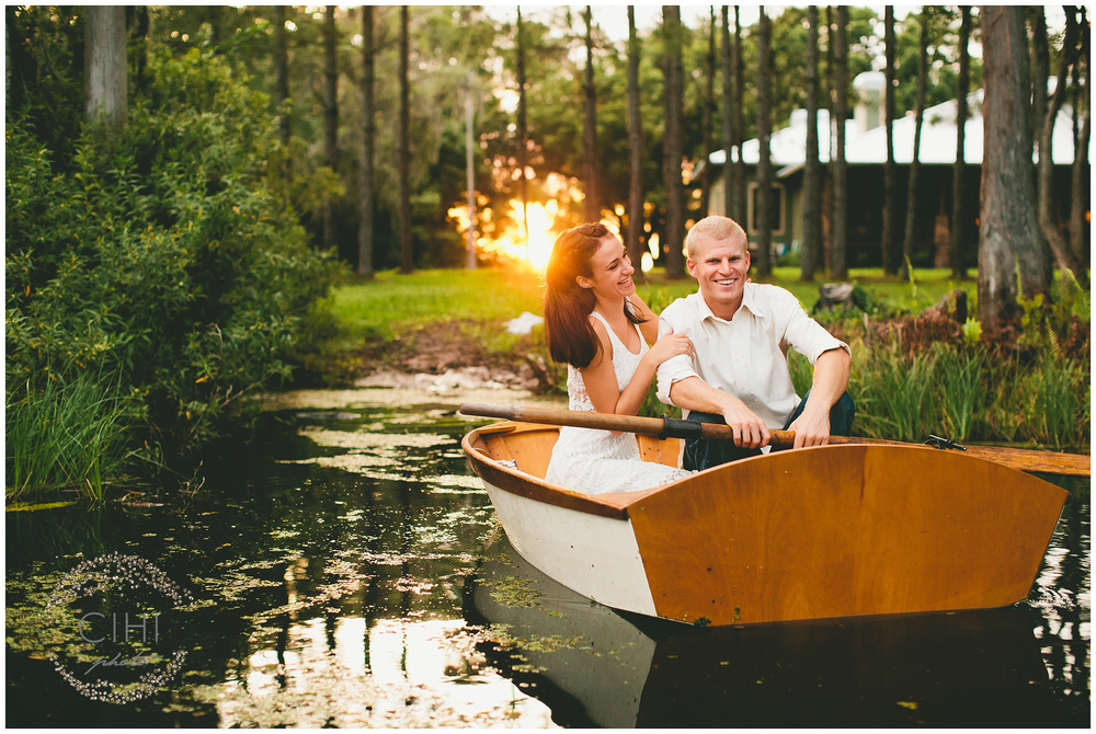 Land O' Lakes Rustic Summertime Engagement Session (42 of 50)