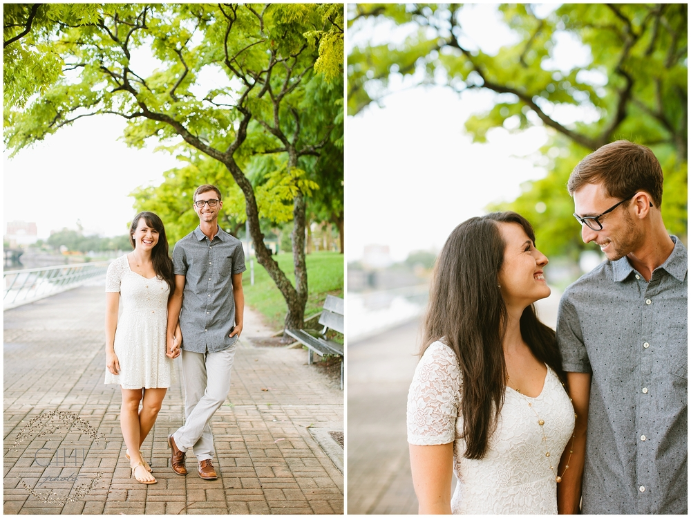 Downtown Tampa Hillsborough River Engagement Session_1417
