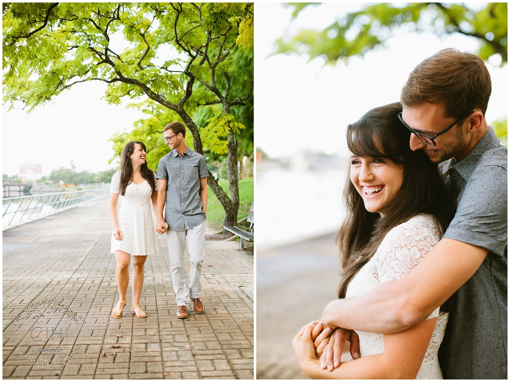 Downtown Tampa Hillsborough River Engagement Session_1421