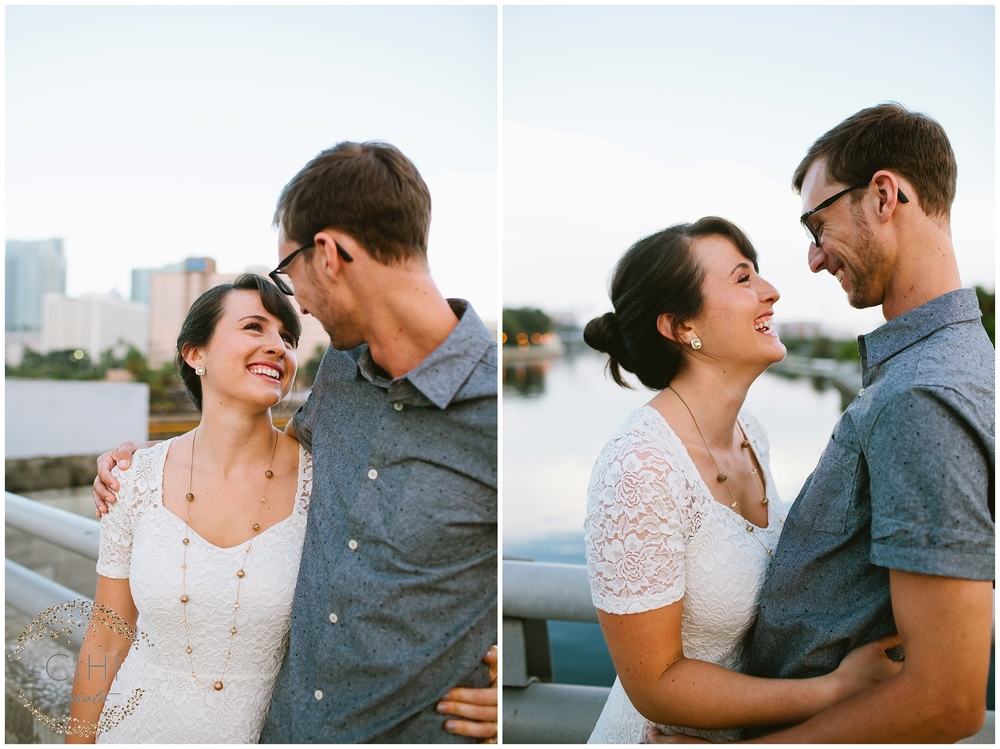 Downtown Tampa Hillsborough River Engagement Session_1431