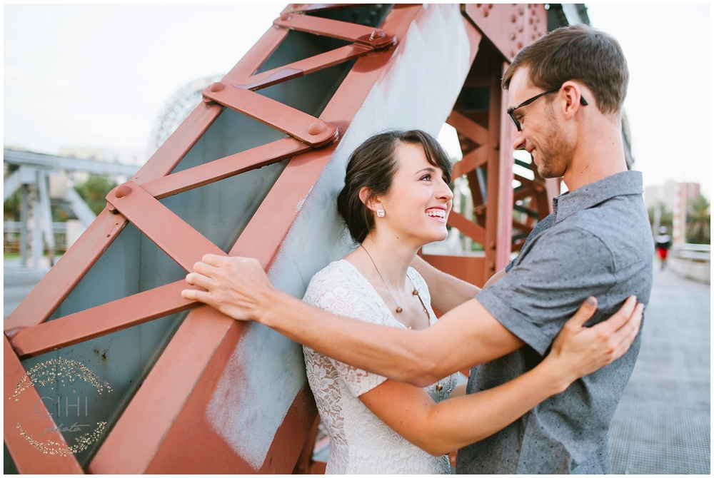 Downtown Tampa Hillsborough River Engagement Session_1436