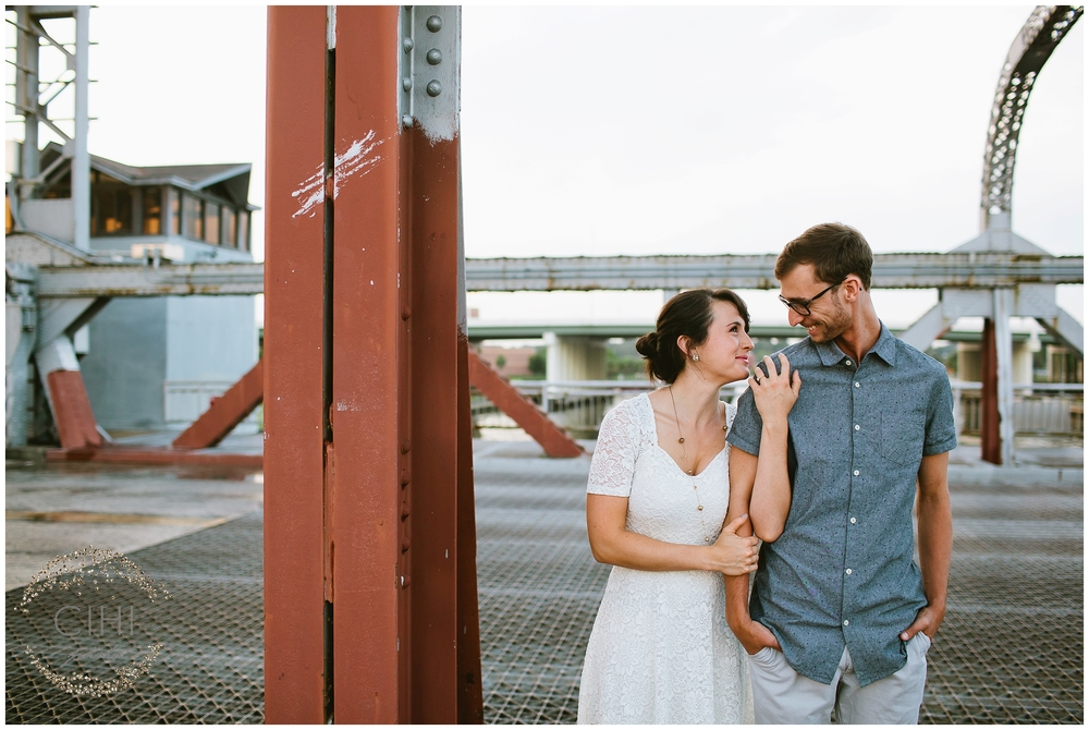 Downtown Tampa Hillsborough River Engagement Session_1437