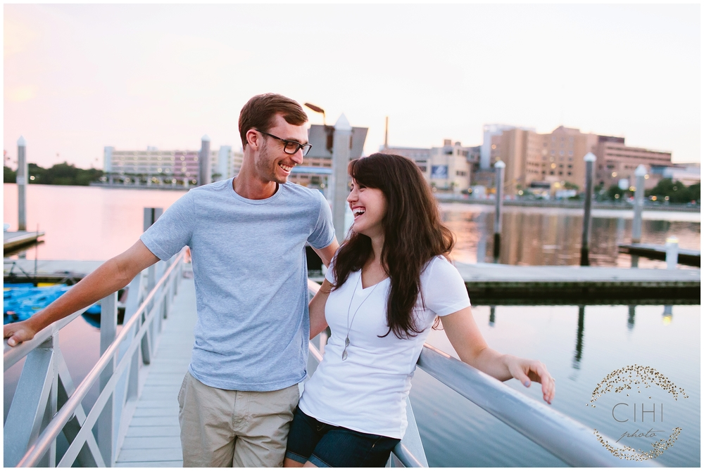 Downtown Tampa Hillsborough River Engagement Session_1446