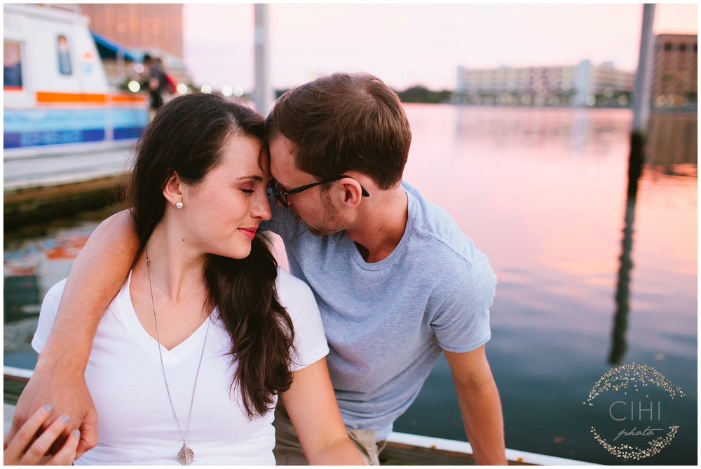 Downtown Tampa Hillsborough River Engagement Session_1448