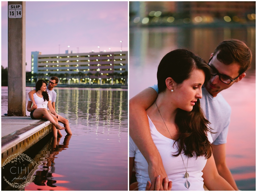Downtown Tampa Hillsborough River Engagement Session_1450