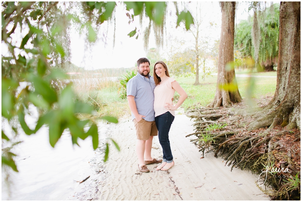 Rivercrest Park Tampa Florida Rustic Winter Engagement Session_0433.jpg