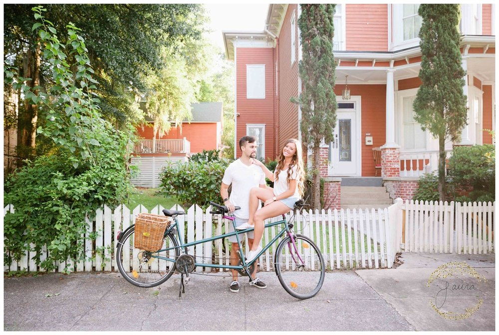 Historic Savannah, GA Summertime Engagement Session_0034.jpg