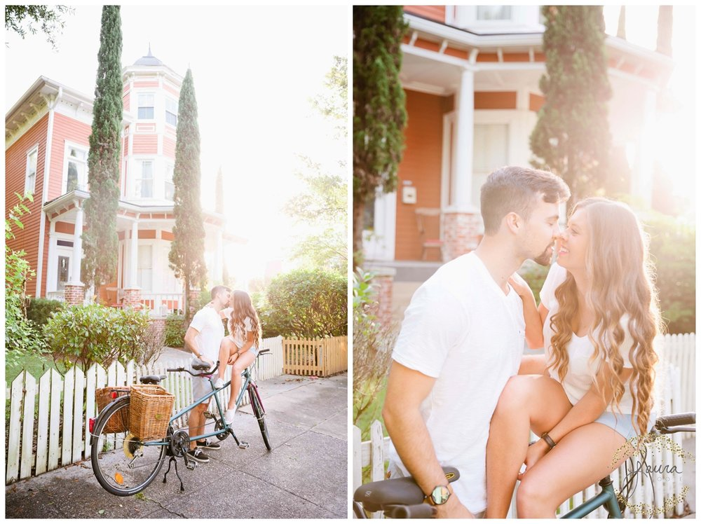 Historic Savannah, GA Summertime Engagement Session_0035.jpg