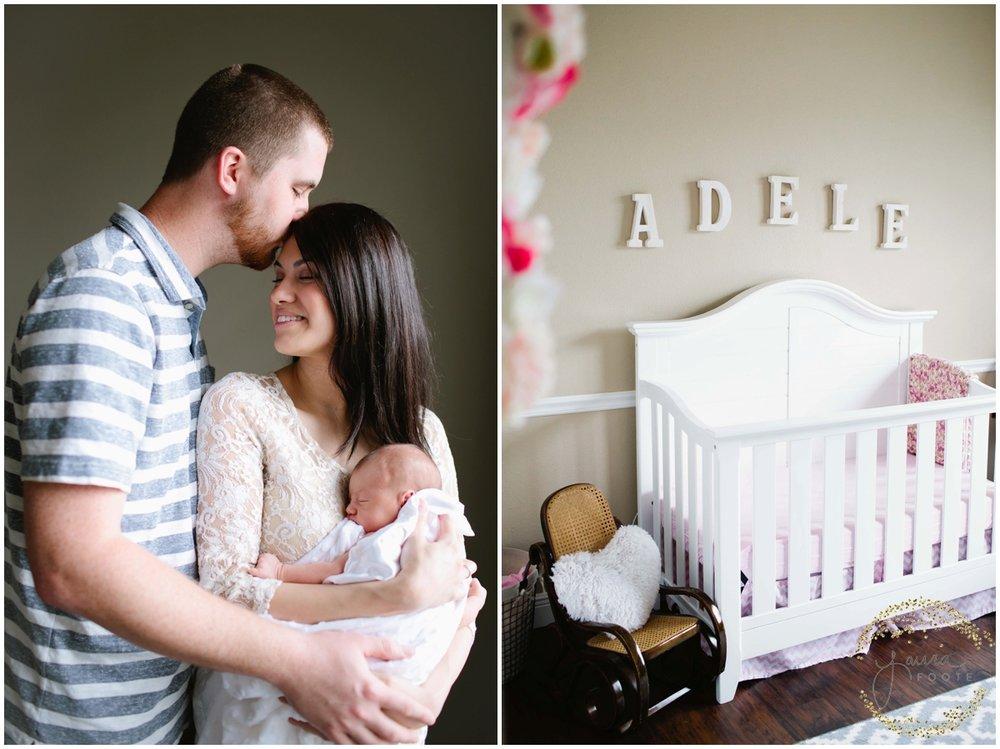 Adele Hello Themed Nursery Newborn Pictures_0192.jpg