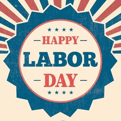 Happy Labor Day weekend! We will be CLOSED tomorrow to give our team a well deserved day off with family and friends. Open today til 8 so come get your growler fills early. Cheers!🍻
