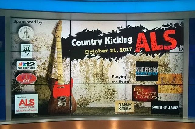 Today! Join us at Steam Bell today for Country Kickin' ALS, an event to raise money for local ALS needs. $10/door and some of #RVA's favorite country bands playing til 11 PM tonight 🍻