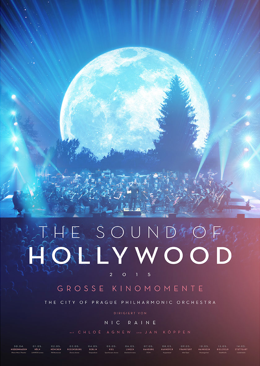 The Sound of Hollywood Poster