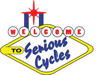 Serious Cycles /Kingston 10% off service, parts, & accessories