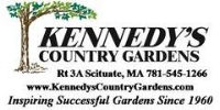 Kennedy's Country Gardens Scituate 10% off eligible plants
