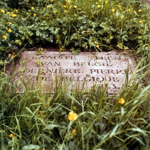 1979 De laatste steen van België.jpg