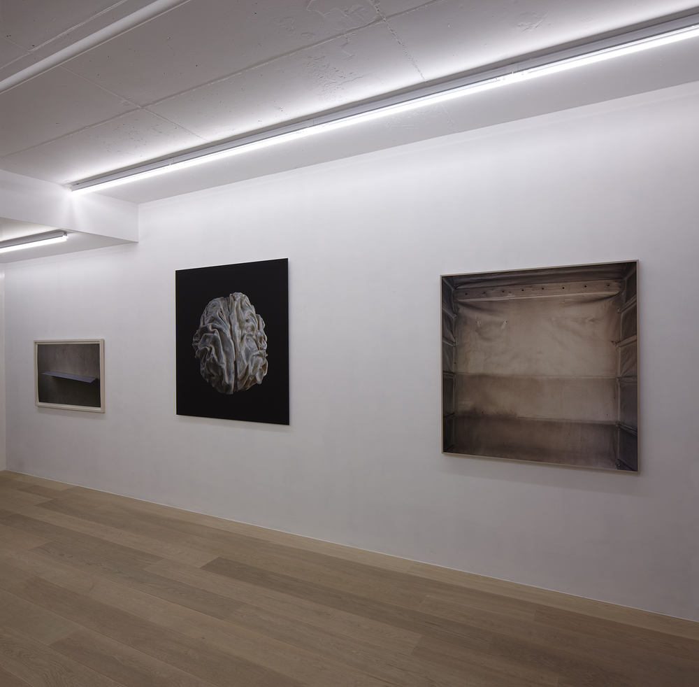 Sarah Westphal.  Gehirn, gestirn, gestein  (exhibition view) Photography Sarah Westphal