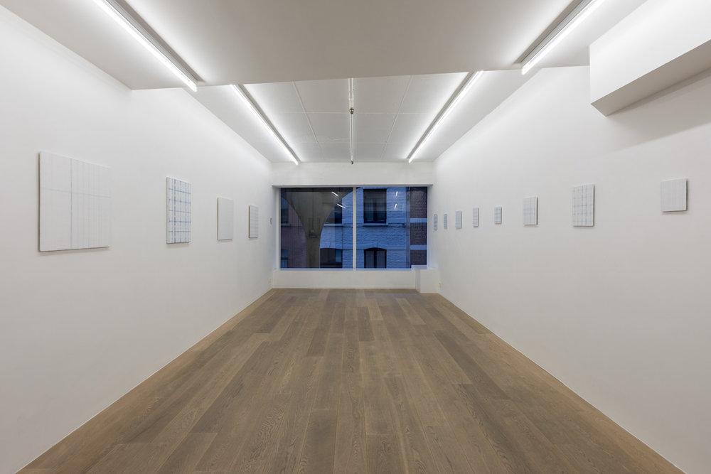 Pierre Sohie.  Douce est la lumière  Exhibition view